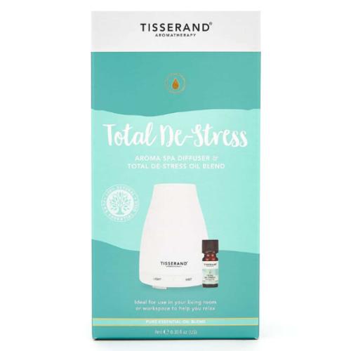 Tisserand: Total De-Stress Aroma Spa Diffuser