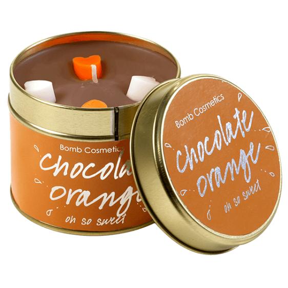 Bomb Cosmetics: Candle - Chocolate Orange