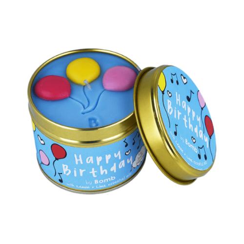 Bomb Cosmetics: Candle - Happy Birthday