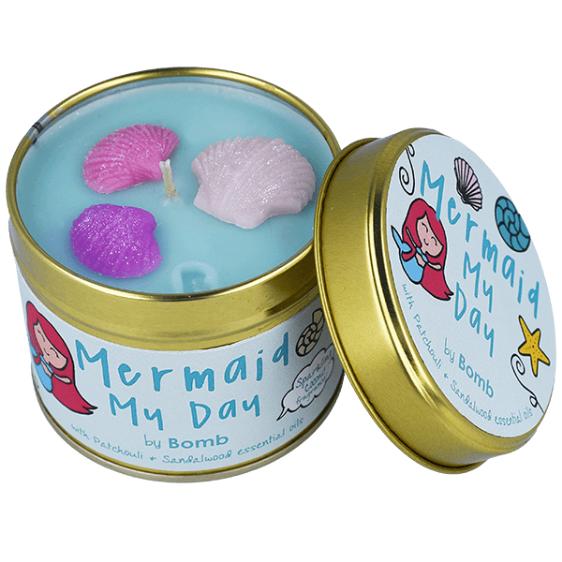 Bomb Cosmetics: Candle - Mermaid My Day