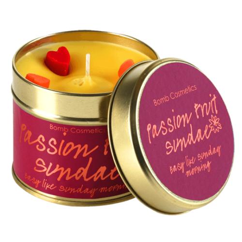 Bomb Cosmetics: Candle - Passion Fruit Sundae