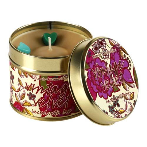 Bomb Cosmetics: Candle - Vintage Velvet