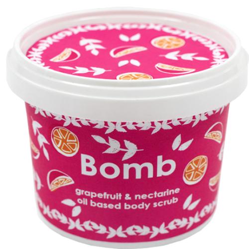 Bomb Cosmetics: Body Scrub - Grapefruit & Nectarine