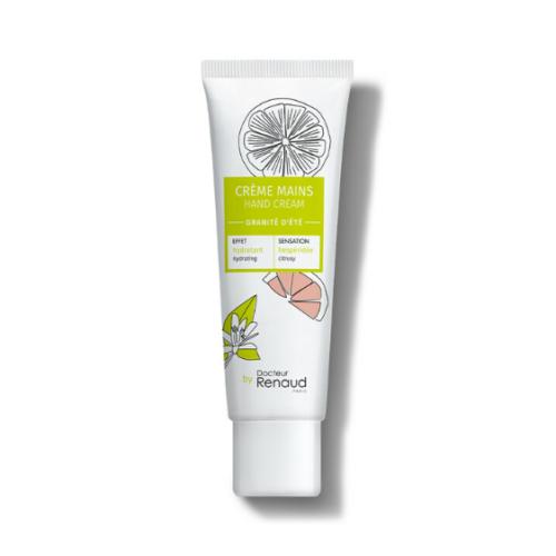 Dr Renaud: Eaux Rayonnantes Hand Cream - Granite D'Ete