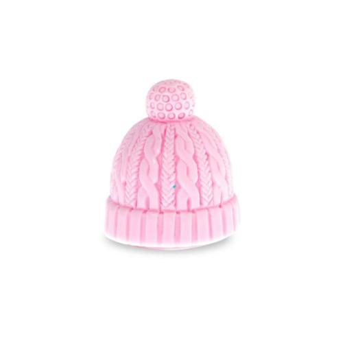Mad Beauty: Let It Snow - Beanie Lip Balm - Bubble Gum