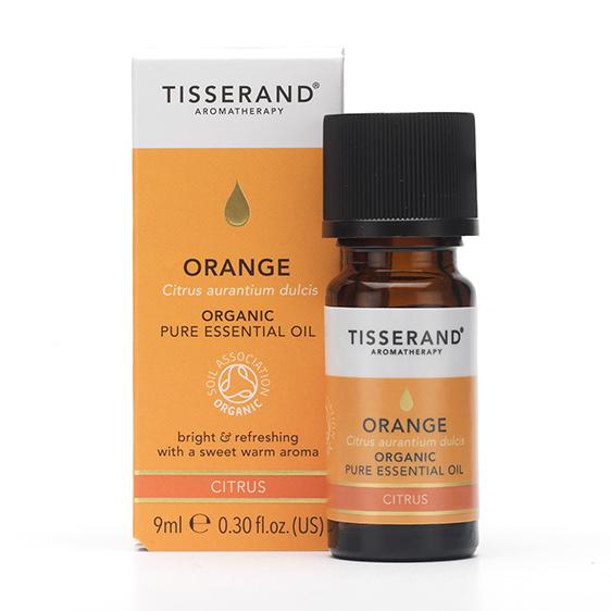 Tisserand: Orange Essential Oil (Organic)
