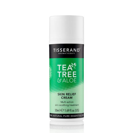 Tisserand: Tea Tree & Aloe - Skin Relief Cream