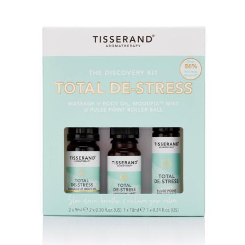 Tisserand: The Discovery Kit - Total De-Stress