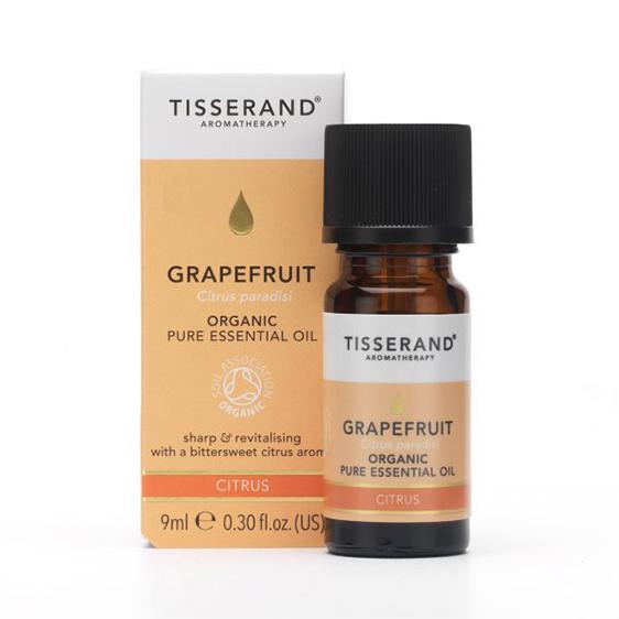 Tisserand: Grapefruit Essential Oil (Organic)