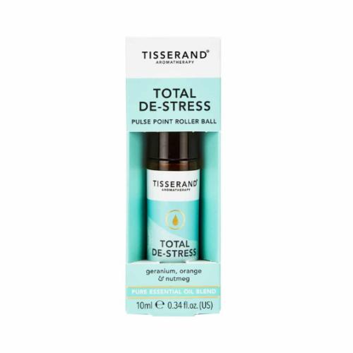 Tisserand: Total De-Stress Aromatherapy Roller Ball