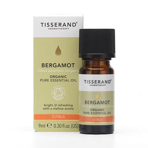 Tisserand: Bergamot Essential Oil (Organic)