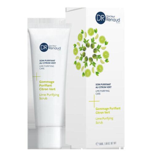 Dr Renaud: Lime Purifying Scrub